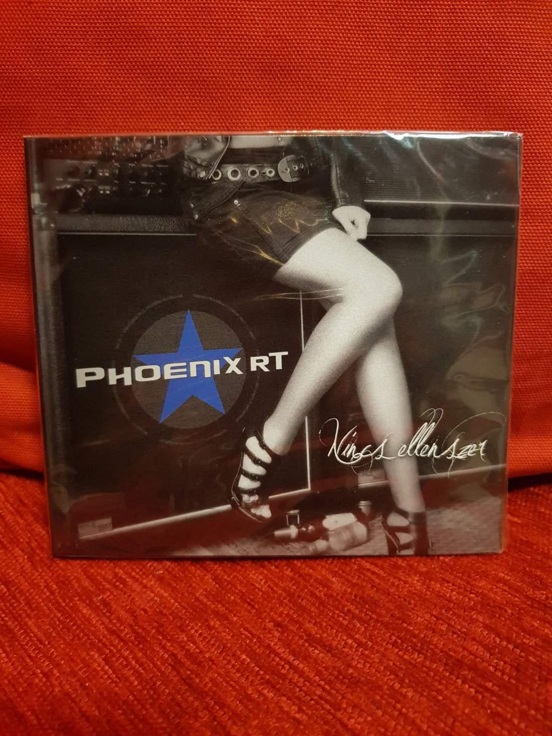 PHOENIX RT - NINCS ELLENSZER CD
