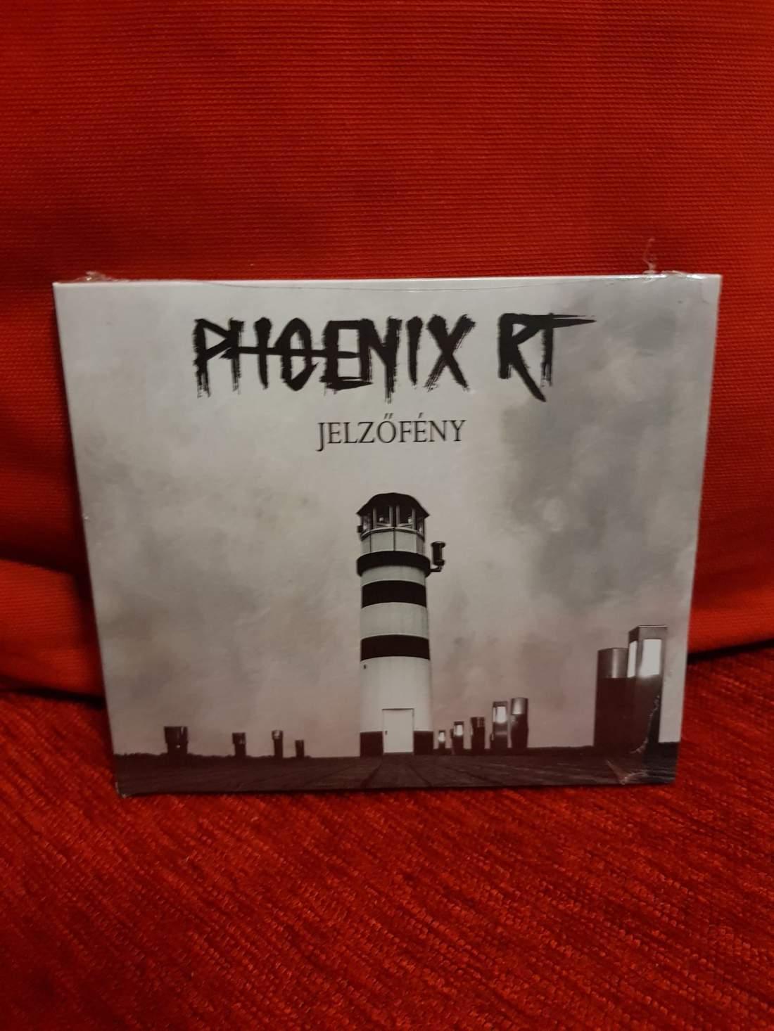 PHOENIX RT - JELZŐFÉNY CD
