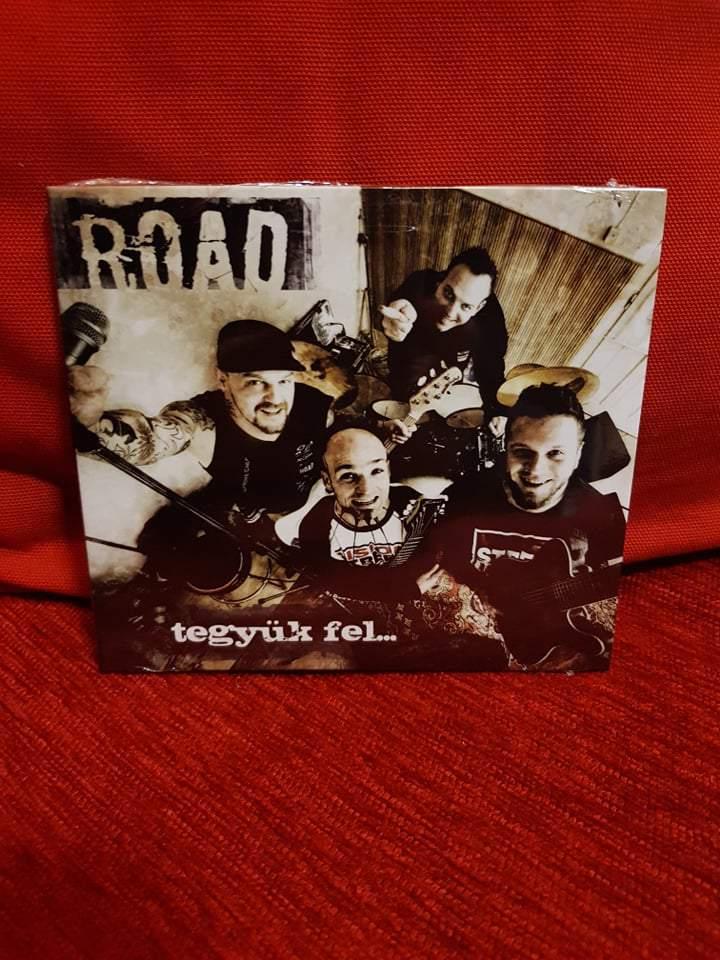 ROAD - TEGYÜK FEL CD