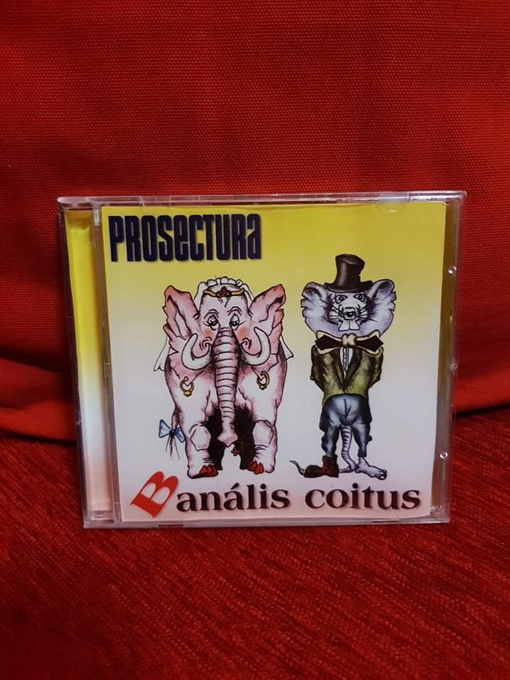 PROSECTURA - BANÁLIS COITUS CD