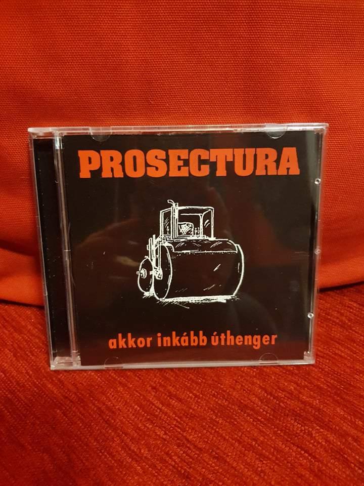 PROSECTURA - AKKOR INKÁBB ÚTHENGER CD