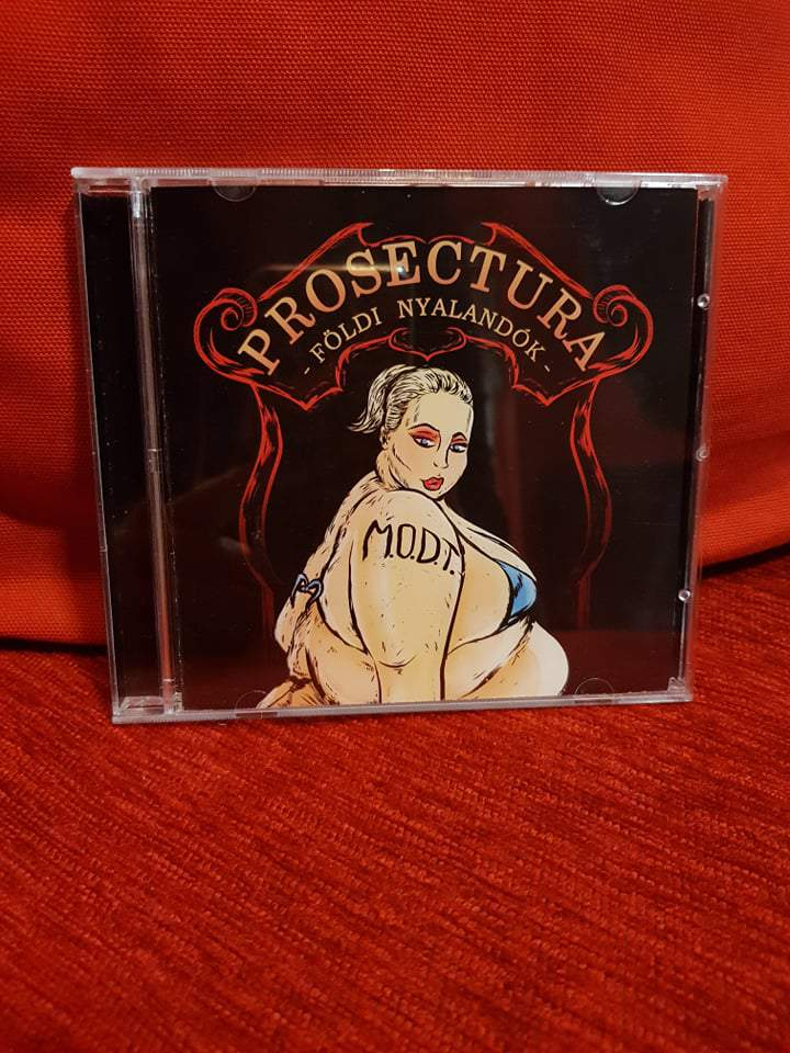 PROSECTURA - FÖLDI NYALANDÓK CD