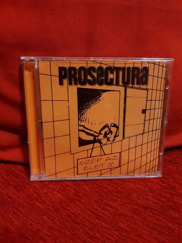 PROSECTURA - SZÉP AZ ÉLET?! CD