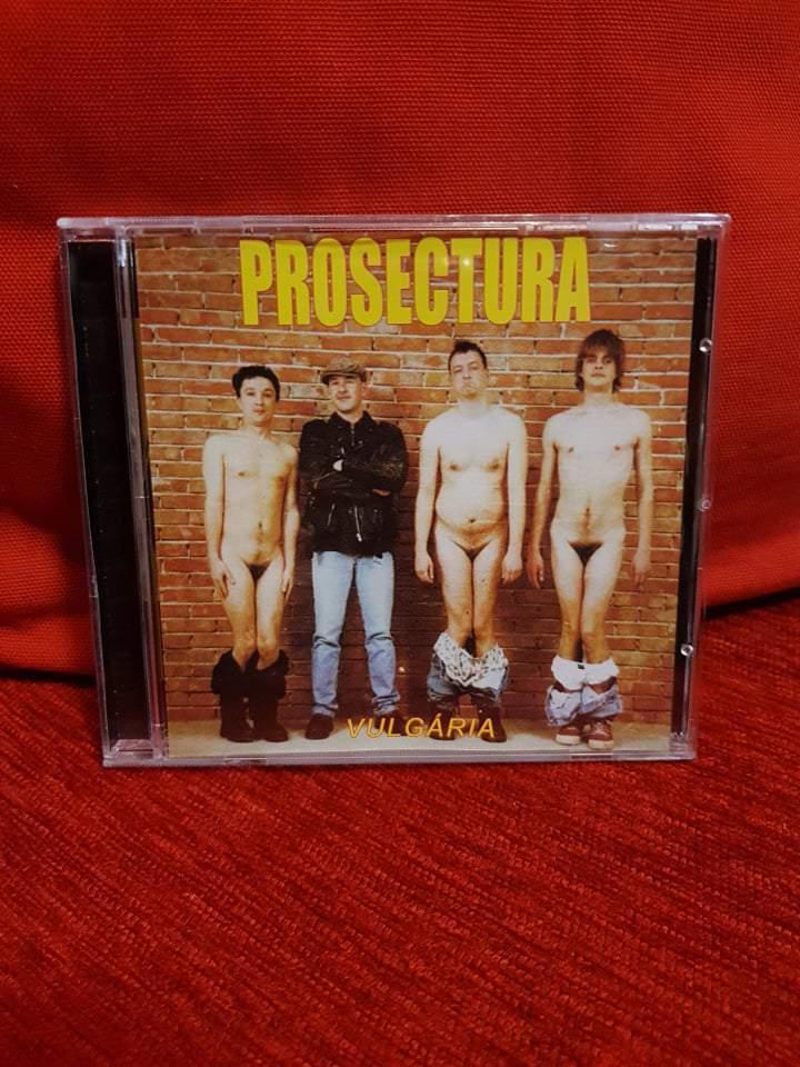 PROSECTURA - VULGÁRIA CD