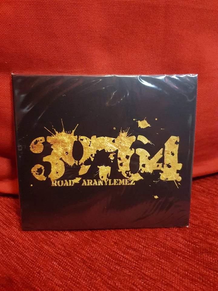 ROAD - ARANYLEMEZ CD