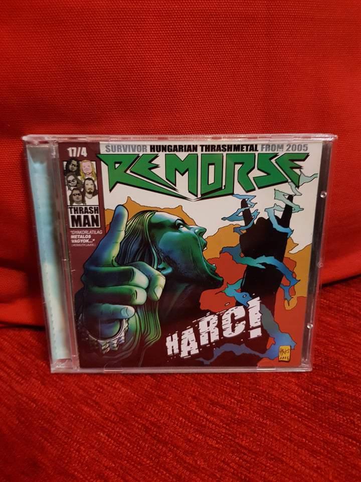 REMORSE - HARC! CD