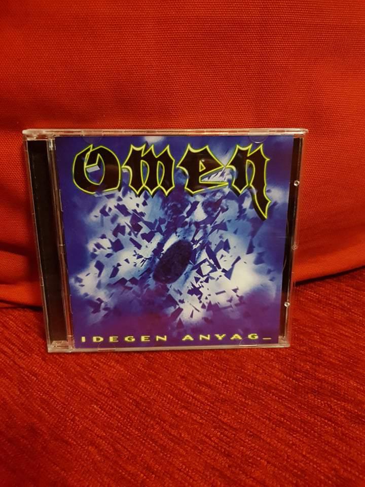 OMEN - IDEGEN ANYAG CD