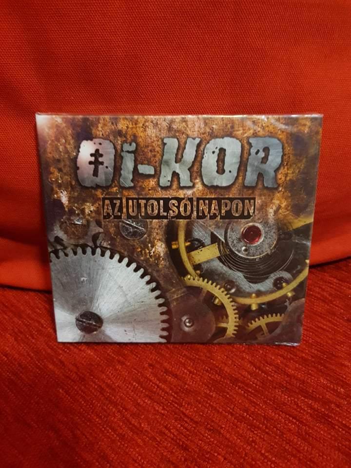 OI-KOR - AZ UTOLSÓ NAPON CD