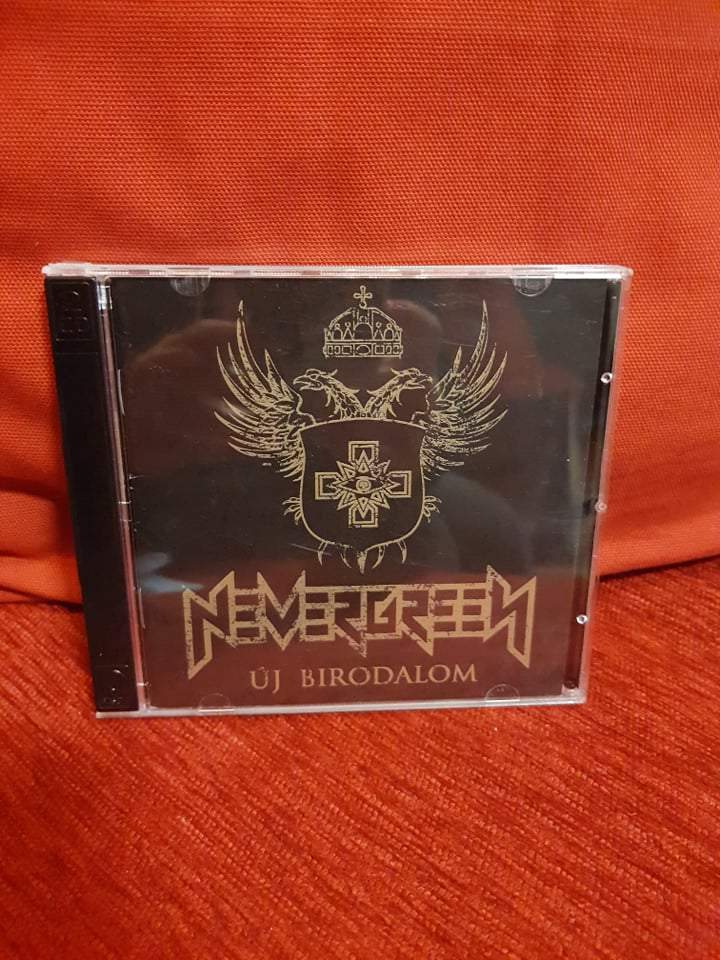 NEVERGREEN - ÚJ BIRODALOM CD+DVD
