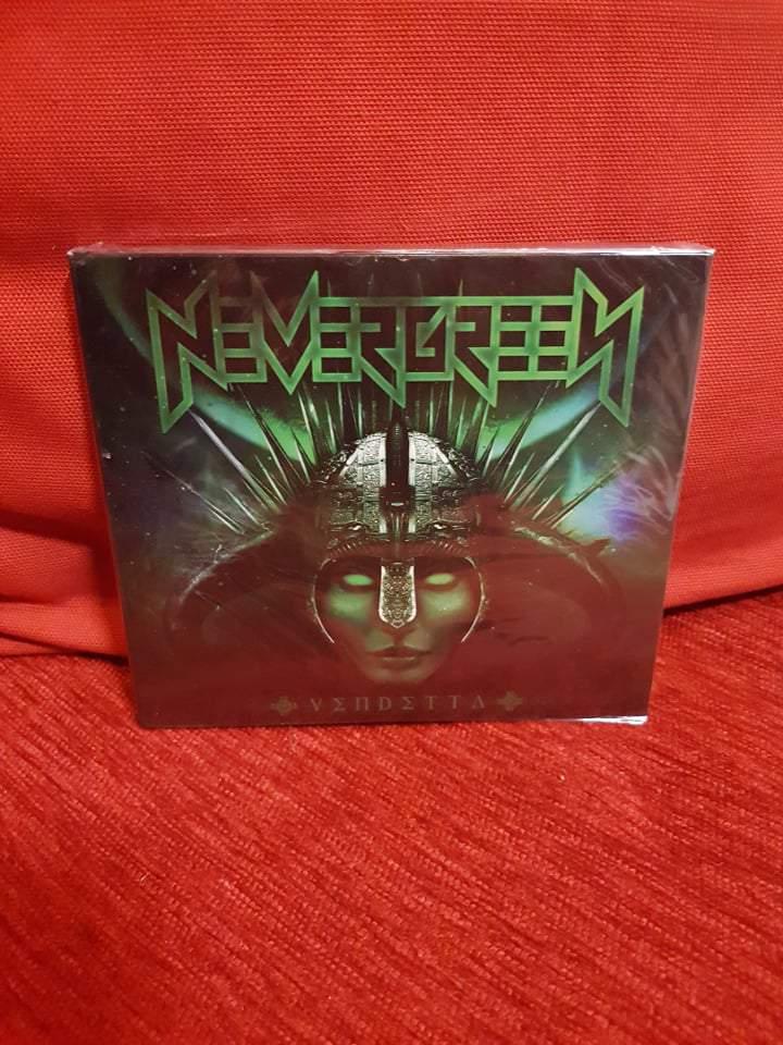 NEVERGREEN - VENDETTA CD