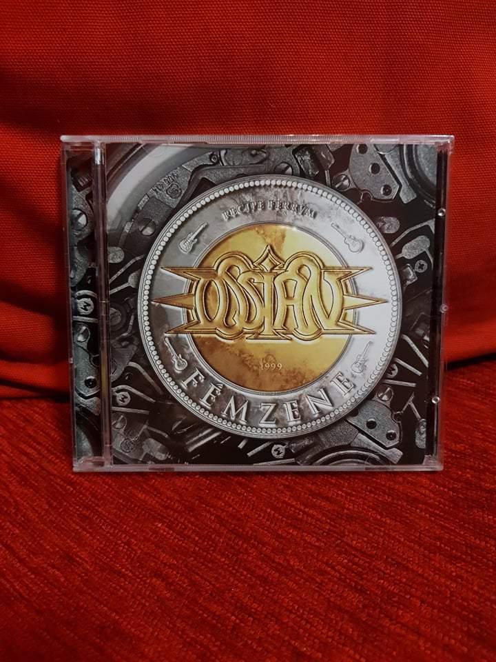 OSSIAN - FÉMZENE CD