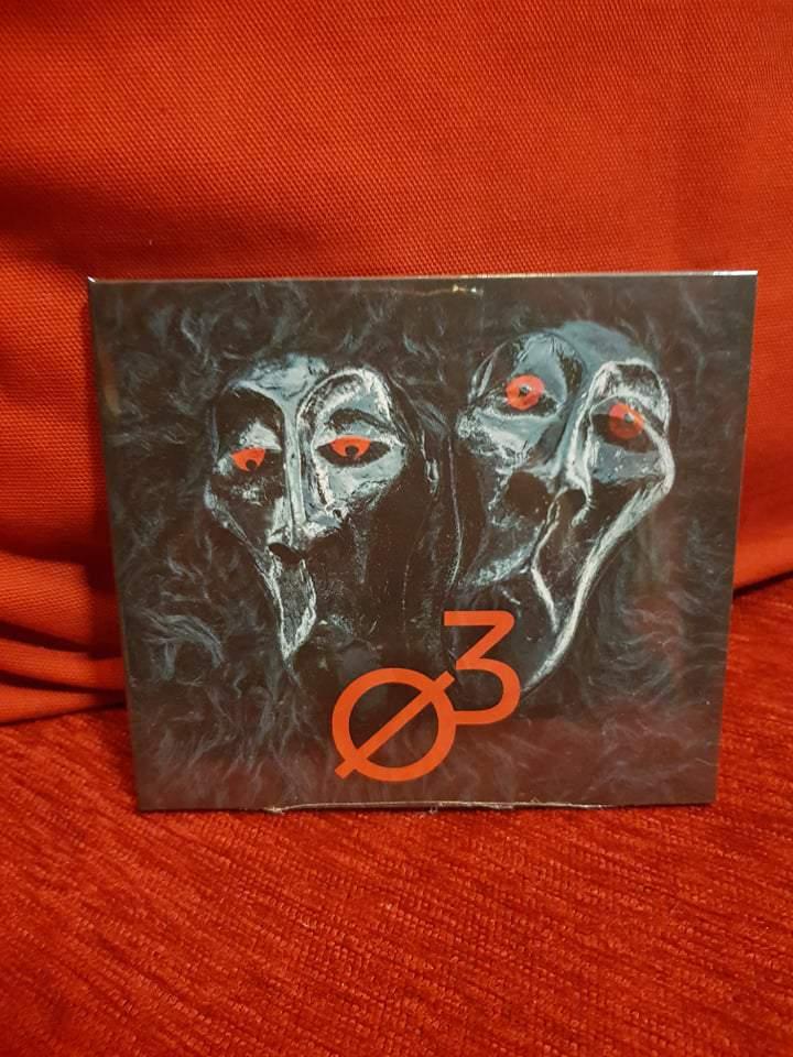 ORDOG - O3 CD