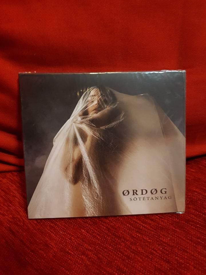 ORDOG - SÖTÉTANYAG CD