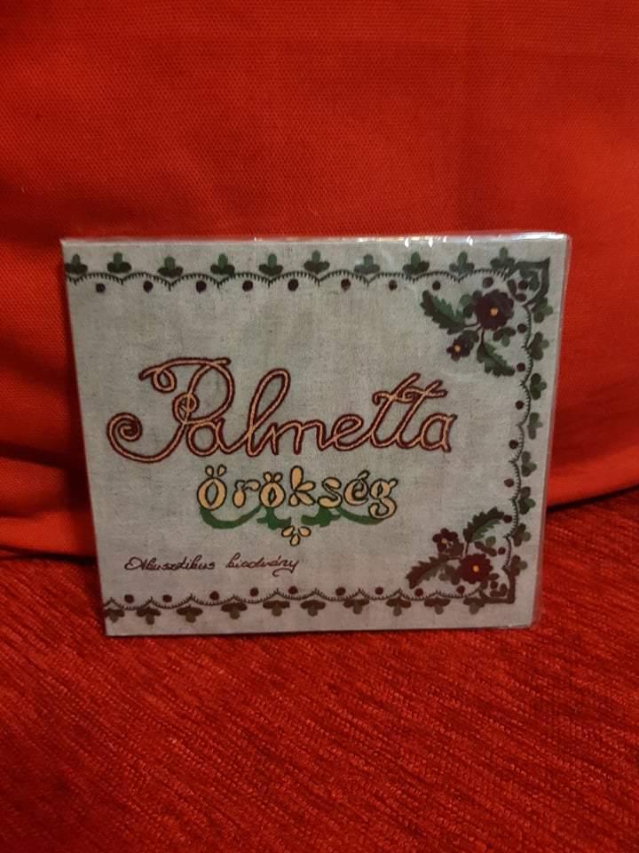 PALMETTA - ÖRÖKSÉG CD