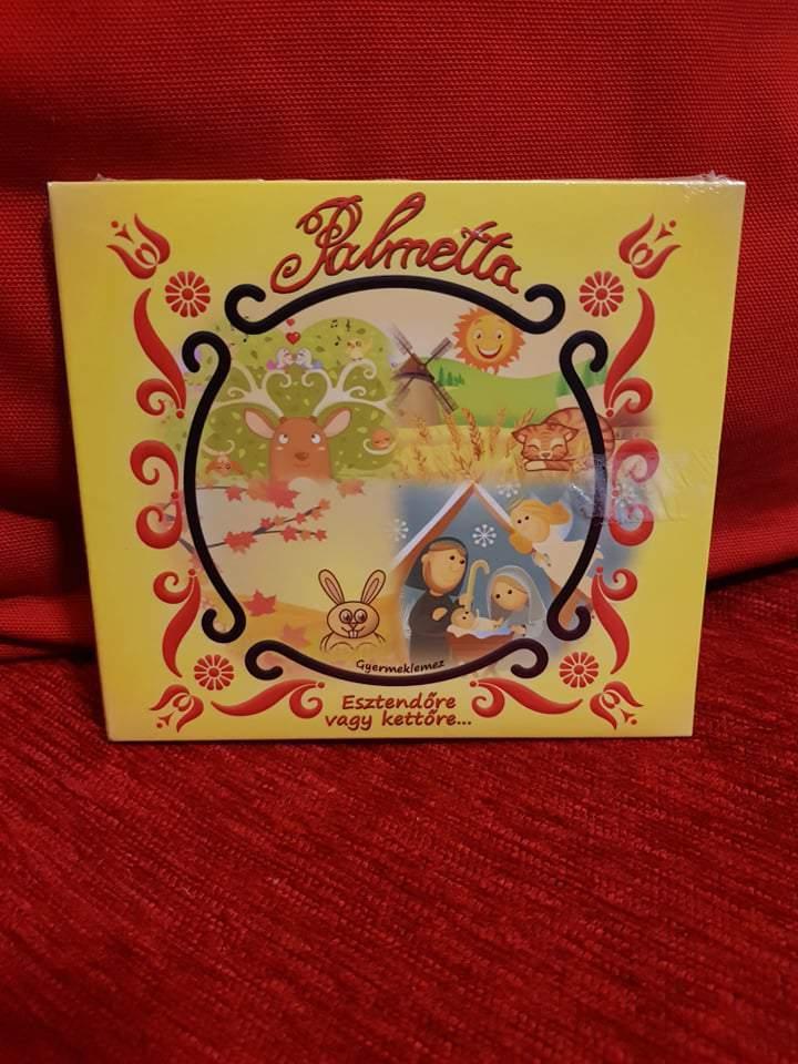 PALMETTA - ESZTENDŐRE VAGY KETTŐRE CD
