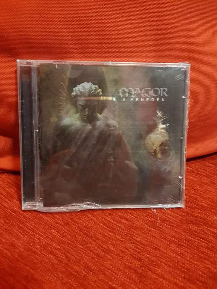 MAGOR - A MENEDÉK CD