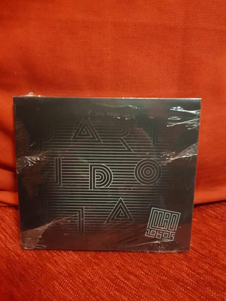 MAD ROBOTS - PAREIDOLIA CD