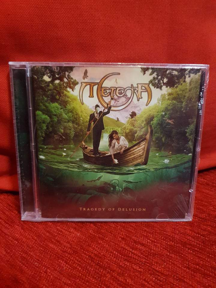 METEORA - TRAGEDY OF DELUSION CD