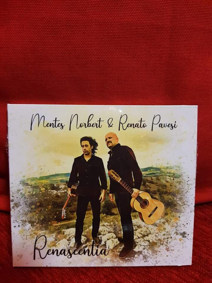 MENTES NORBERT & RENATO PAVESI - RENASCENTIA CD