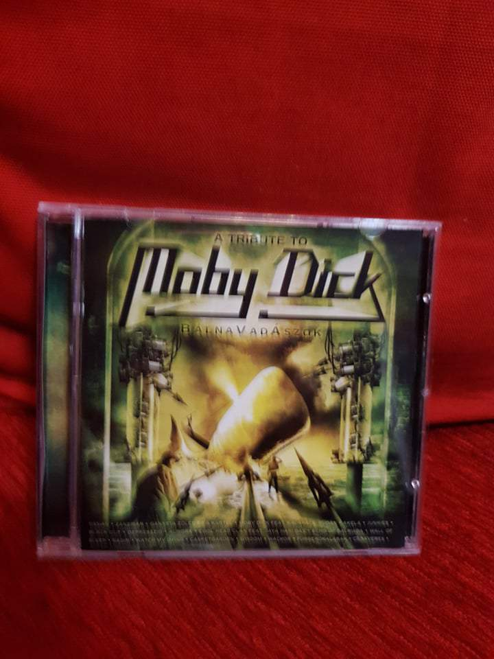 MOBY DICK TRIBUTE - BÁNA VAD ÁSZOK CD