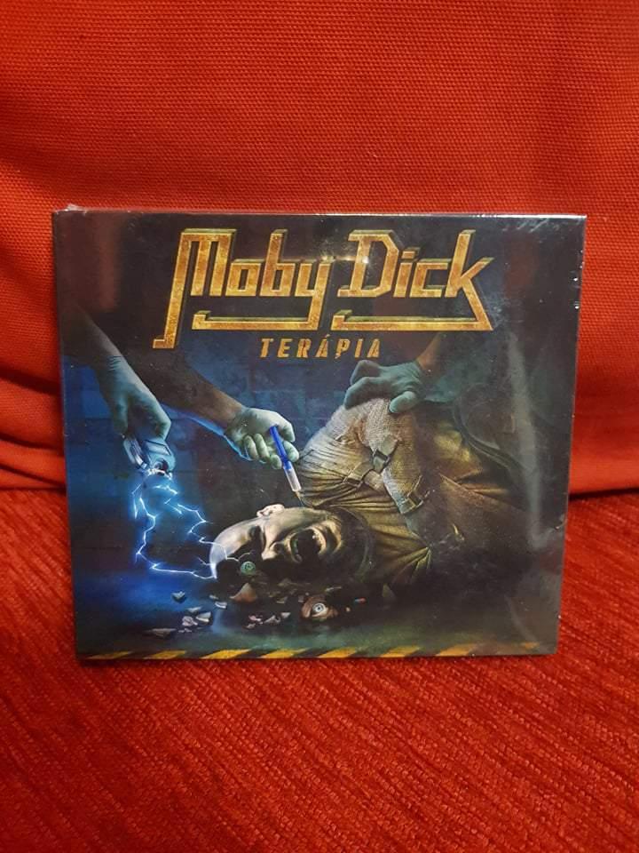 MOBY DICK - TERÁPIA + MENTES 50 CD+DVD