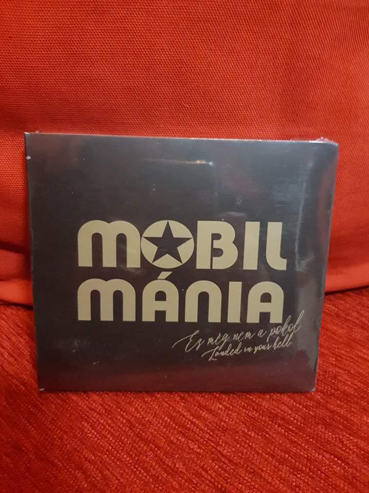 MOBILMÁNIA - MÉG NEM A POKOL - LANDED IN YOUR HELL 2CD