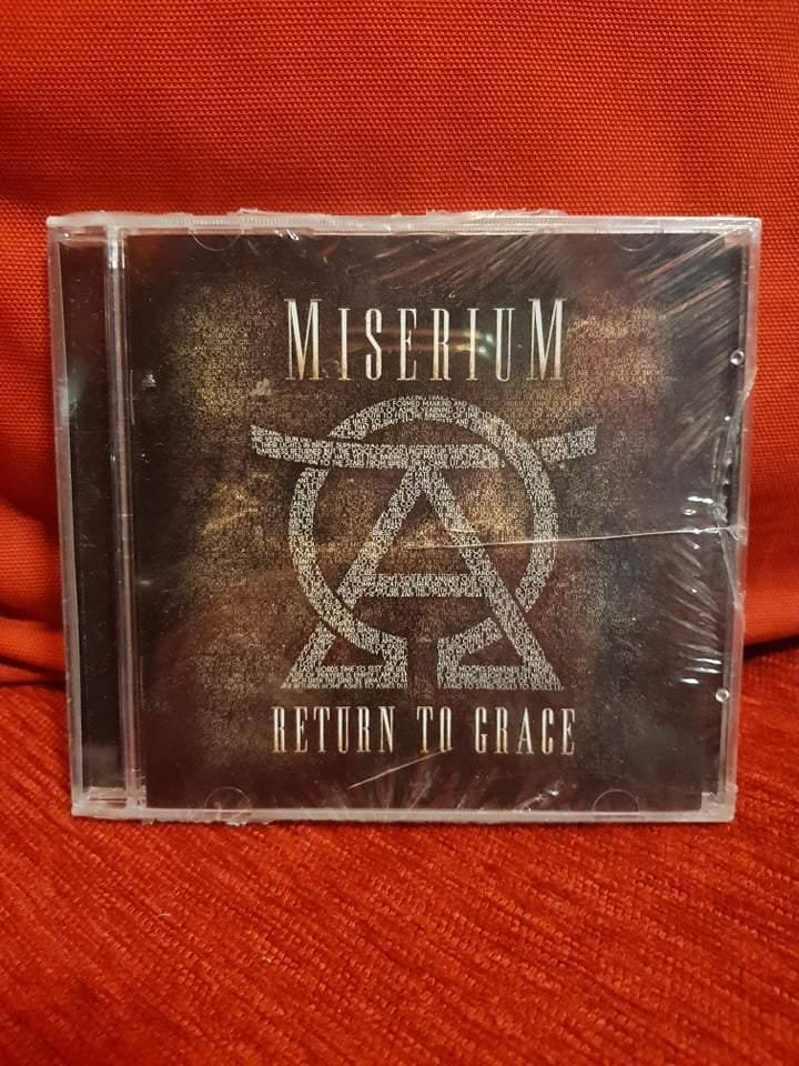 MISERIUM - RETRUN TO GRACE CD