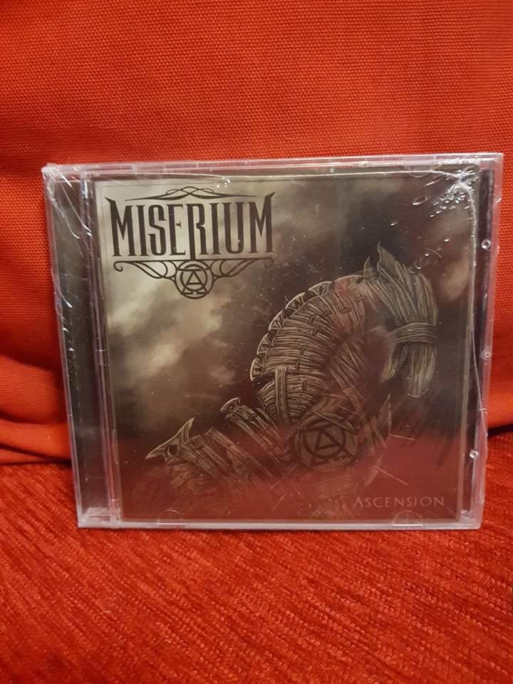 MISERIUM - ASCENSION CD