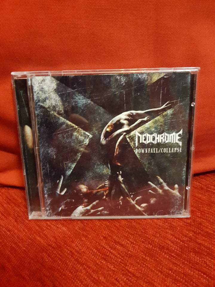 NEOCHROME - DOWNFALL / COLLAPSE CD