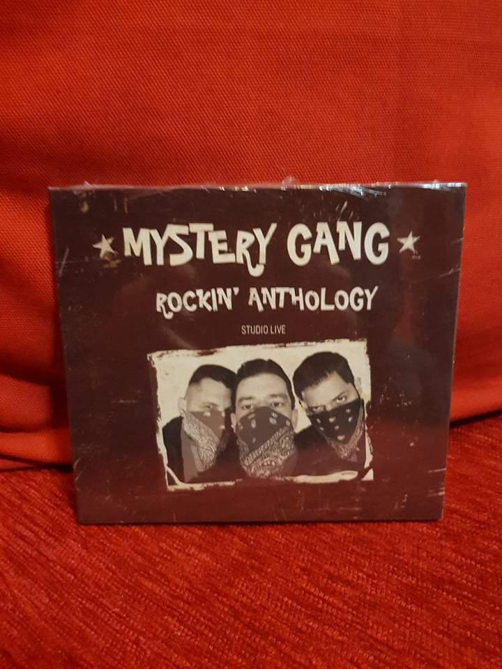 MYSTERY GANG - ROCKIN ANTHOLOGY CD