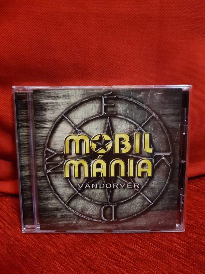 MOBILMÁNIA - VÁNDORVÉR CD