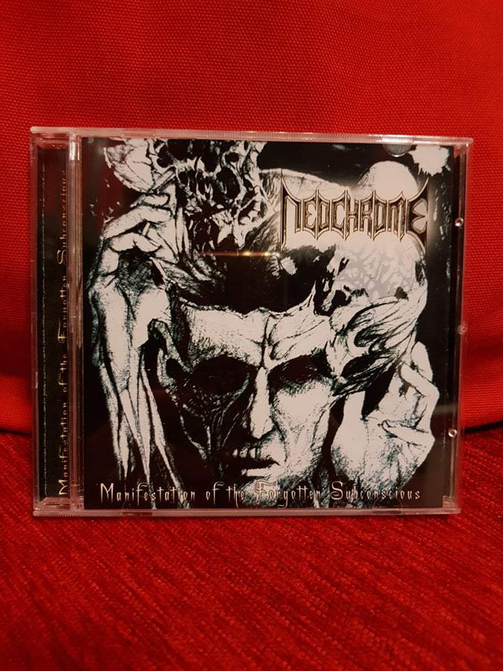 NEOCHROME - MANIFESTATION OF THE FORGOTTEN SUBCONSCIOUS CD