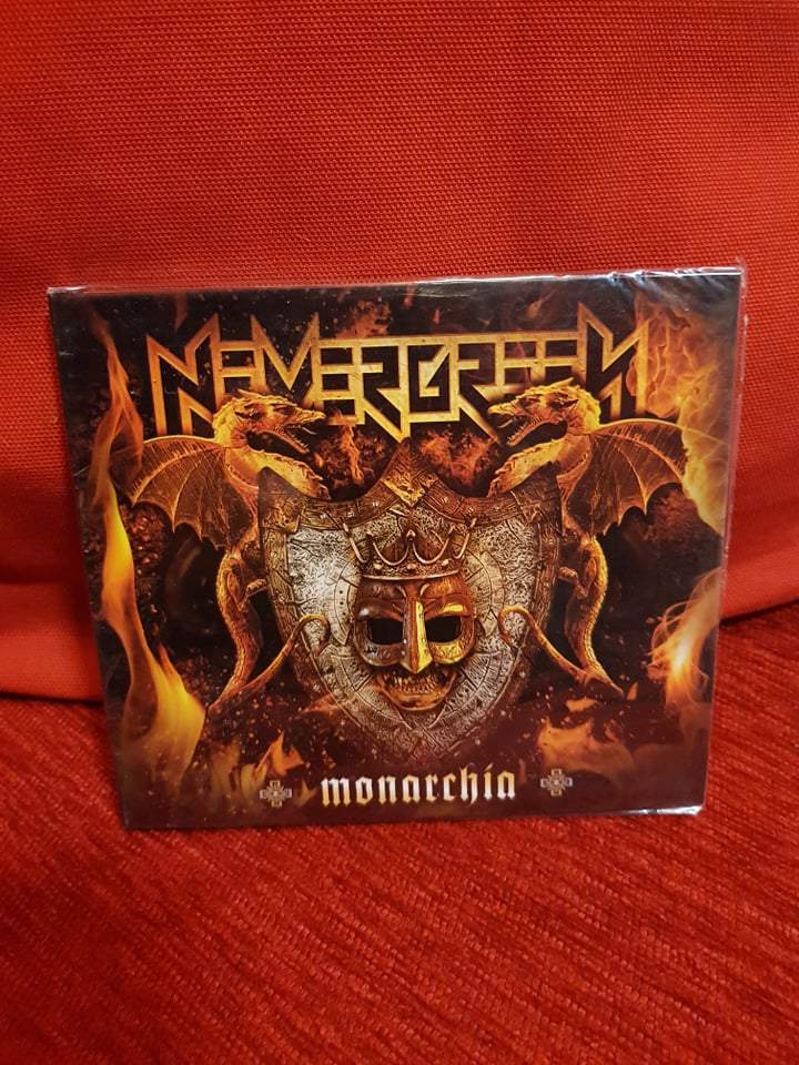 NEVERGREEN - MONARCHIA CD