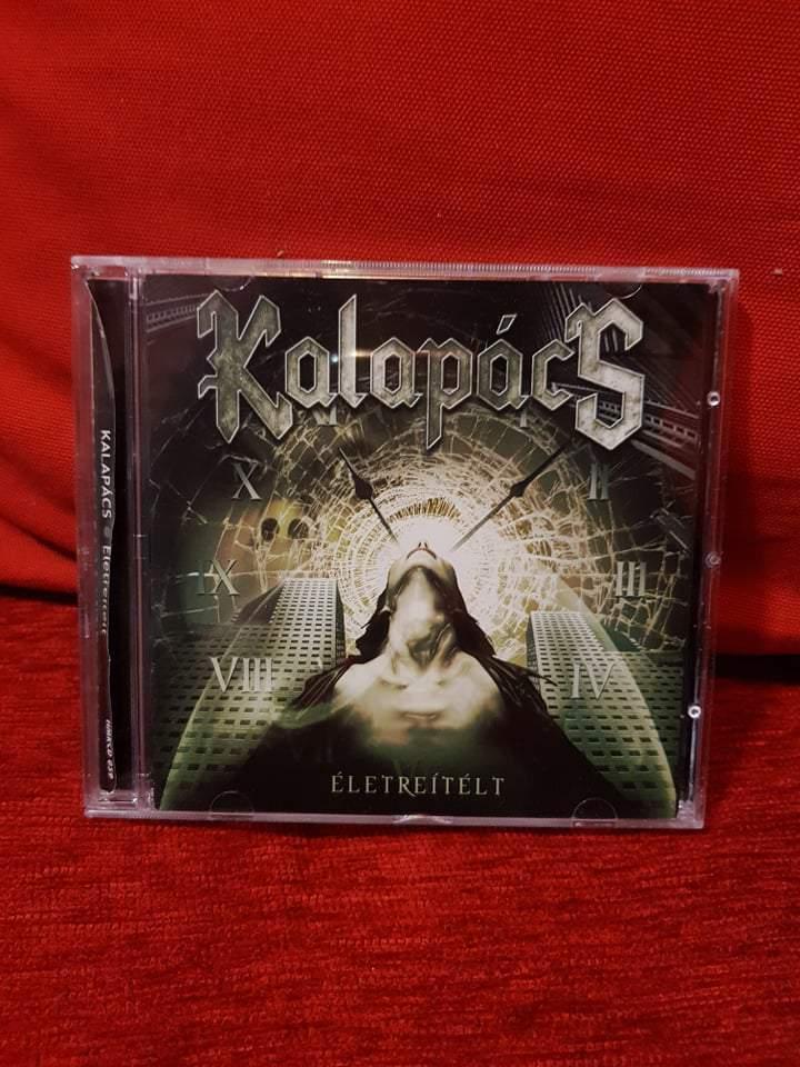 KALAPÁCS - ÉLETREÍTÉLT CD