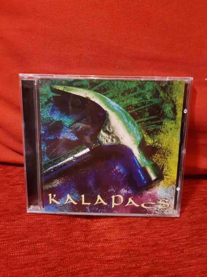 KALAPÁCS - KALAPÁCS CD