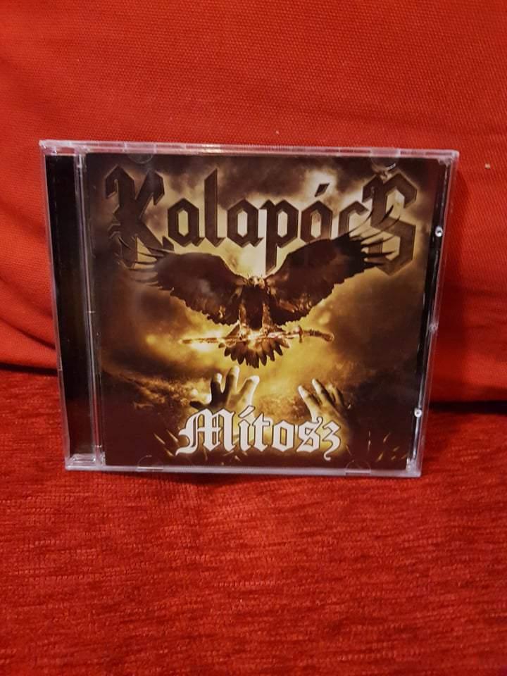 KALAPÁCS - MÍTOSZ CD+DVD