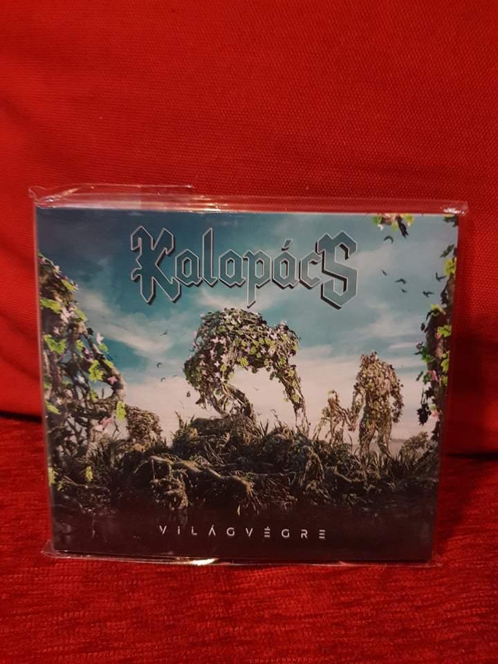 KALAPÁCS - VILÁGVÉGRE CD