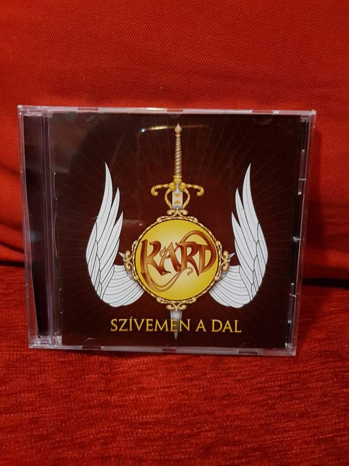 KARD - SZÍVEMEN A DAL CD