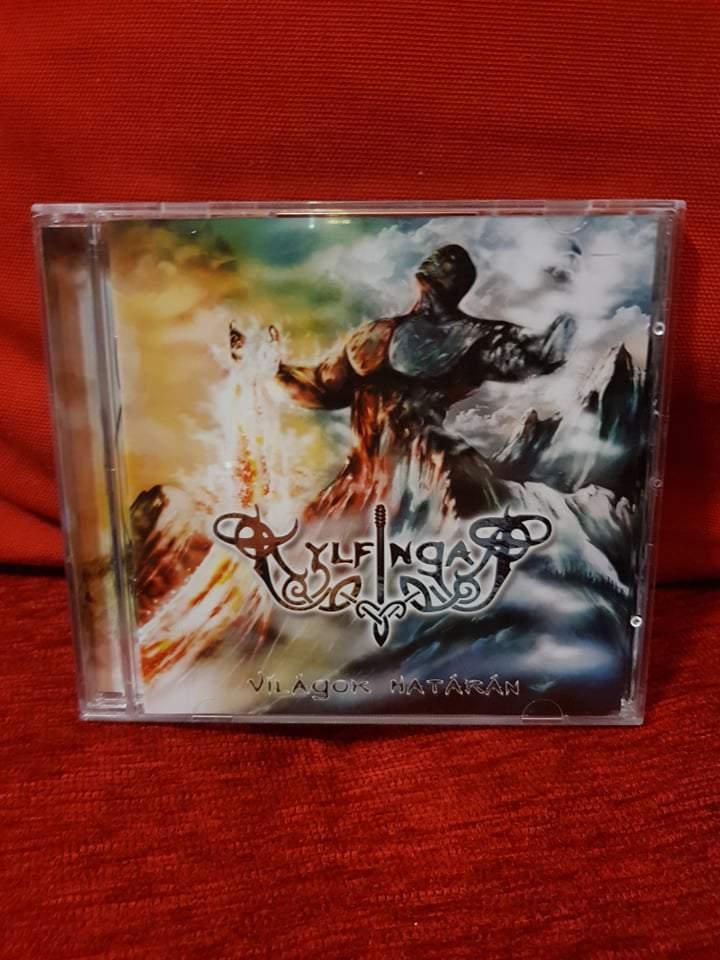 KYLFINGAR - VILÁGOK HATÁRÁN CD