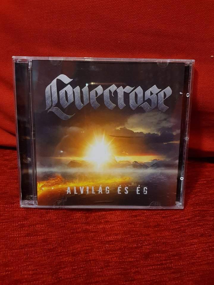LOVECROSE - ALVILÁG ÉS ÉG CD