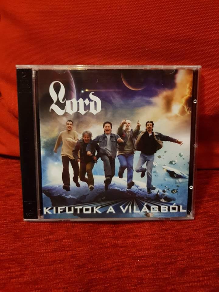 LORD - KIFUTOK A VILÁGBÓL CD+DVD