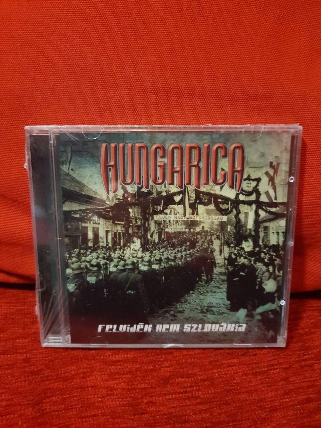 HUNGARICA - FELVIDÉK NEM SZLOVÁKIA CD