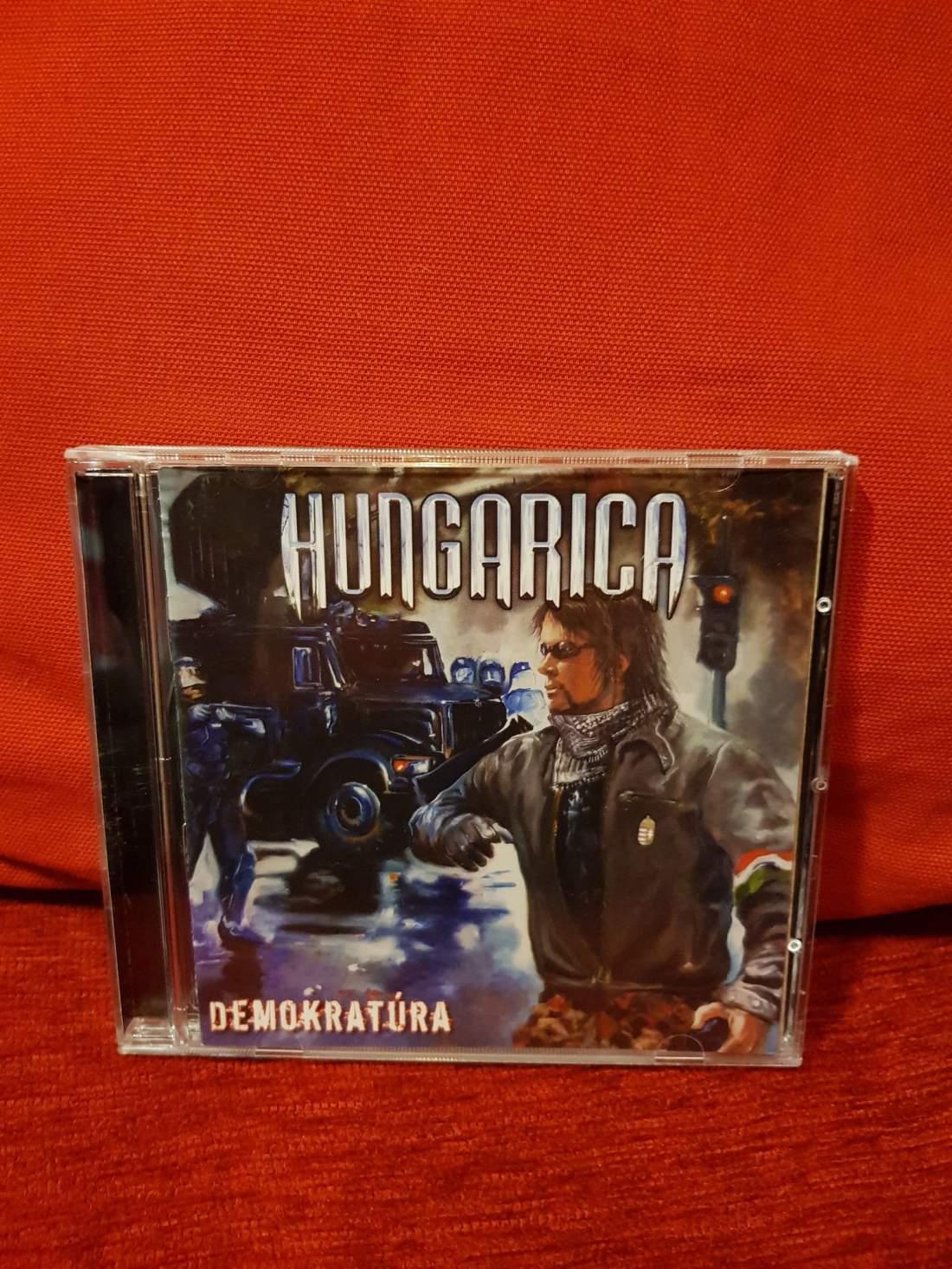HUNGARICA - DEMOKRATÚRA CD