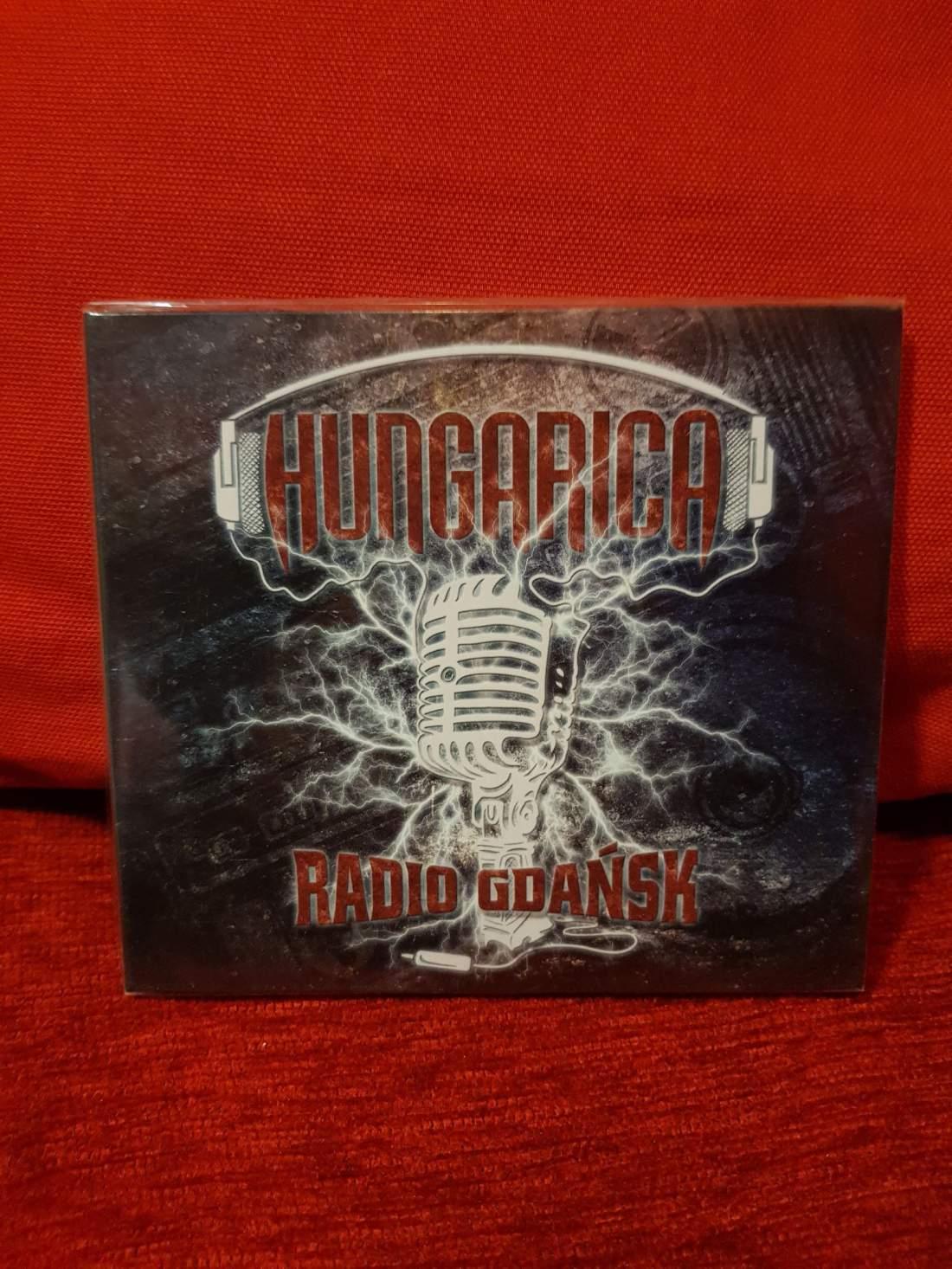 HUNGARICA - RADIO GDANSK CD