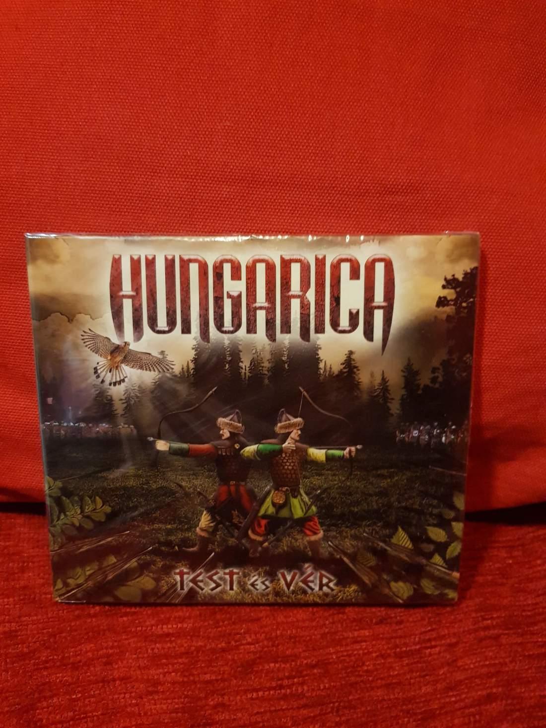 HUNGARICA - TEST ÉS VÉR CD
