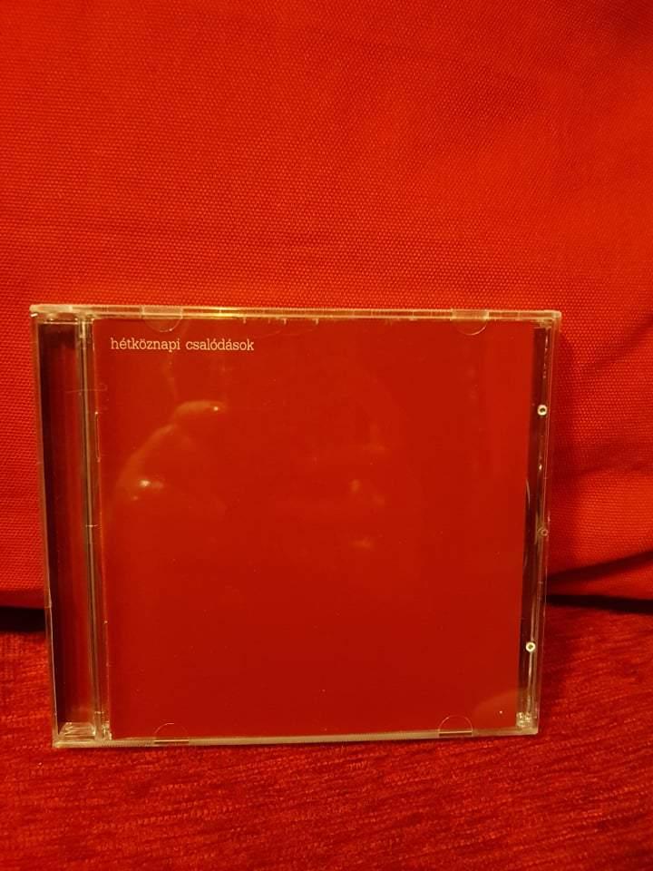 HÉTKÖZNAPI CSALÓDÁSOK - PONT CD