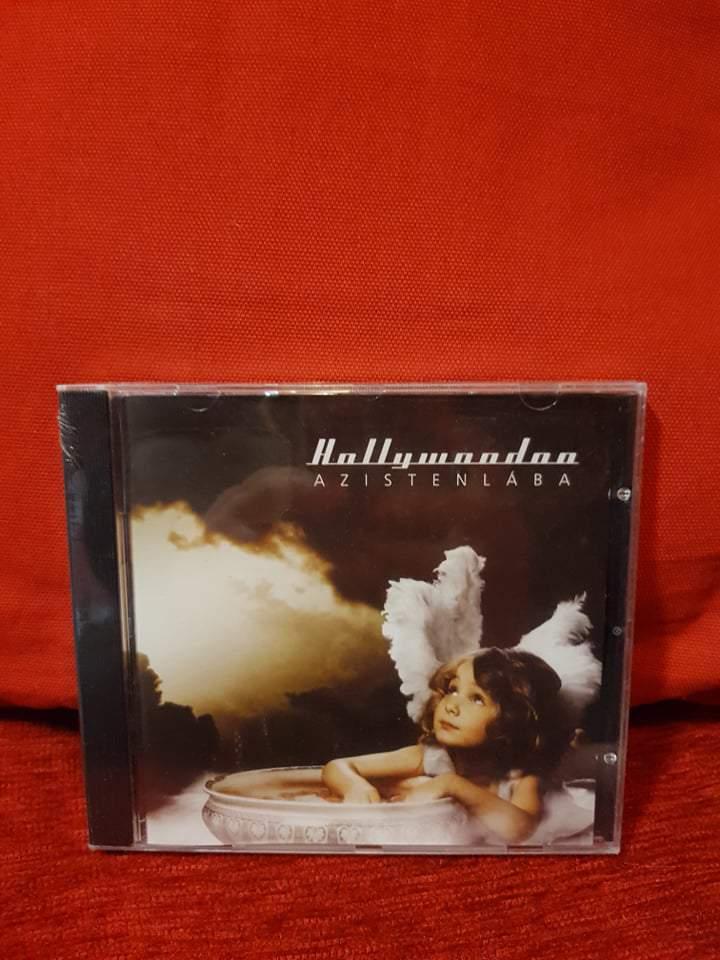HOLLYWOODOO - AZISTENLÁBA CD
