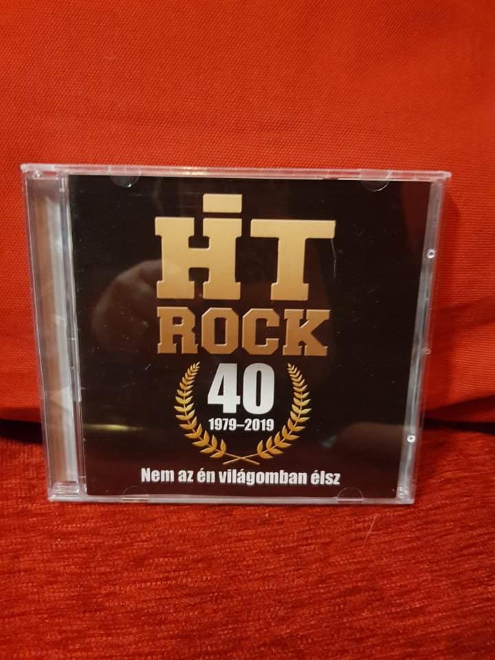 HIT ROCK 40 - NEM AZ ÉN VILÁGOMBAN ÉLSZ CD