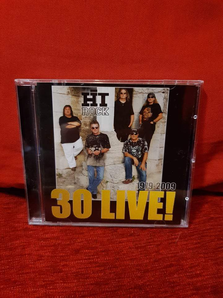 HIT ROCK 30 LIVE! + IKARUSZ CD