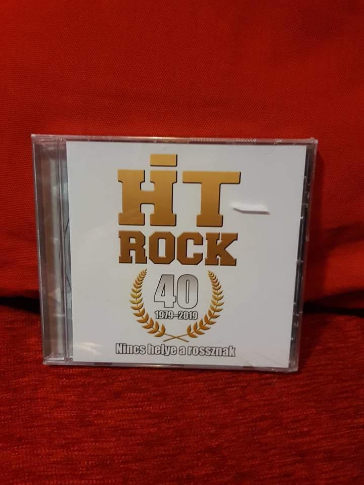 HIT ROCK - NINCS HELYE A ROSSZNAK CD